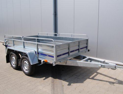 Budowa i zastosowanie przyczep ciężarowych